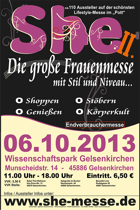 she-Messe